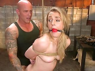 Kate Kennedy Plays Obedient In Rough Scenes Of Domination & Submission Male Domination