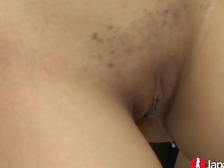 After Being Pleased With Vibes Whorey Japanese Nymphomaniac Ai Gives Good Bjs