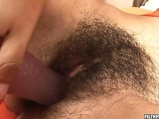 Hot Chick Uses A Intercourse Fucktoy To Penetrate Her Love Tunnel
