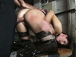 Stunning India Summer Is Providing Keiran Lee A Lusty Deepthroating During Xxx Predominance Fuck-a-thon