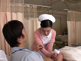 Iori Kogawa Group Sex Nurse