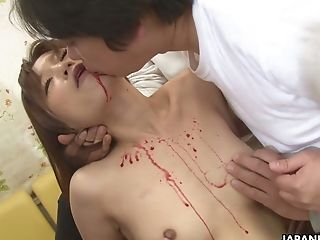 Ardent Japanese Whore Shino Tanaka Is Actually Made For Some Steamy Labia Drilling