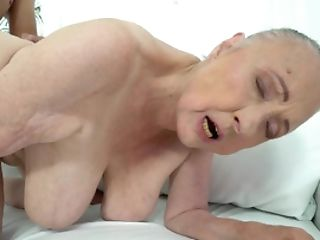 Lustful Granny Sila Needs A Junior Penis For Her Last Hump