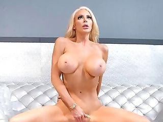 Cougar Gets This Youthful Man To Fuck Her Ruthless