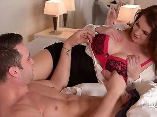 Hot Curvy Lady Tasha Holz - Hot Fuck-fest Clip