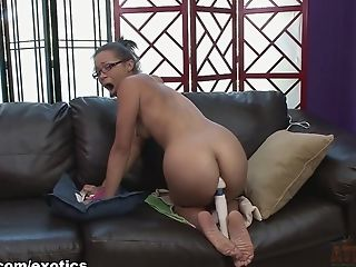 Best Superstar Adrian Maya In Finest Fake Penises/fucktoys, Big Donk Hookup Movie
