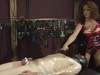 Exotic Pornographic Star Maistresse Kika In Finest Domination & Submission, Sadism & Masochism Hookup Movie